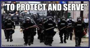 Swat Meme - image to protect and serve ows riot police meme jpg degrassi