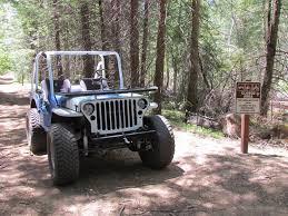 jeep trail sign rubicon4wheeler june 2012