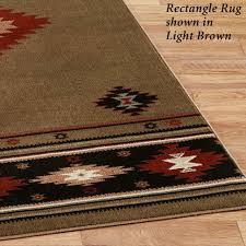 Area Rugs Southwestern Style Southwest Style Rugs Soumak Su114 Ivory Rust Rug By Kalaty