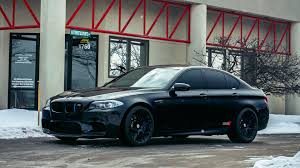 custom black bmw big tuning news for bmw m5 f10 owners very big news