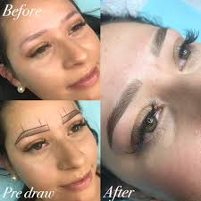 makeup schools in ta your brows with ta