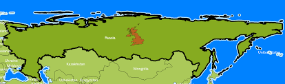 map usa russia the raedar exactly how big is the united kingdom