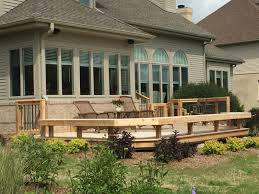 wonderful brown wood glass cool design outdoor living room be