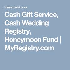 wedding registry money fund gift service wedding registry honeymoon fund