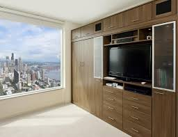 Mexican Modernist Wall Unit With Murphy Beds Wall Bed Designs U0026 Ideas By California Closets