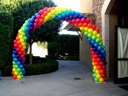 balloon arches another of balloon arch going to ask hubby how difficult the