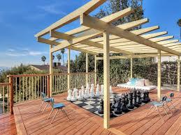 How To Build A Detached Patio Cover Pergola Plans And Design Ideas How To Build A Pergola Diy