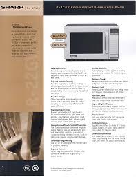 download free pdf for sharp r 22gv microwave manual