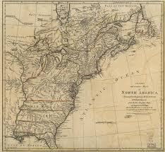 Map Of Northeastern United States by 1765 To 1769 Pennsylvania Maps