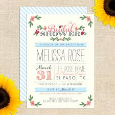 bridal shower invitation cards free bridal shower invitation