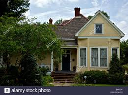 stately grand restored ernest bel heritage bungalow house in stock