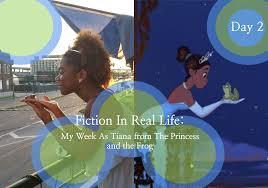 fiction week tiana princess