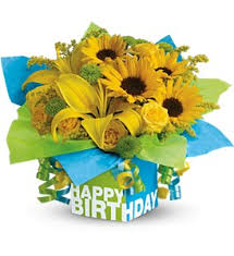 birthday flower delivery birthday flowers delivery loganville ga loganville flower basket