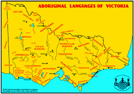 Lake Victoria Map Vacl Language Map Of Victoria Our Story Culture Victoria