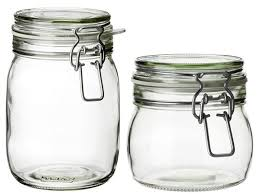 clear glass canisters for kitchen best 25 storage jars ideas on diy storage jars