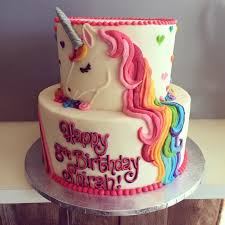 a lisa frank inspired cake by www christinascakery com