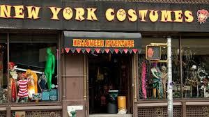 new york city u0027s best halloween costume shops