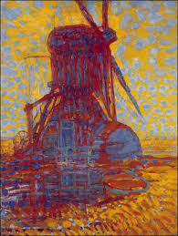 piet mondrian the evolution of pure abstract paintings