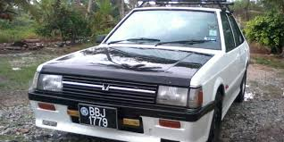 mitsubishi fiore hatchback wildnald 1985 mitsubishi lancer specs photos modification info