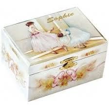 personalised jewelry box 16 best personalised ballet and images on ballet