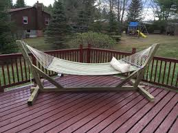 12 Foot Hammock Stand 40 Diy Hammock Stand That You Can Make This Weekend Diy Hammock