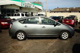 2005 toyota prius hybrid 4dr gray sedan sale