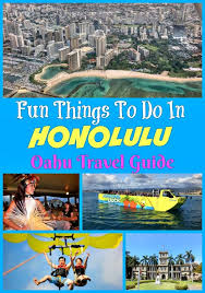 Hawaii Travel Info images Fun things to do in honolulu oahu tours and activities jpg