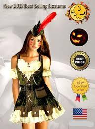 Womens Robin Halloween Costume Free Shipping Halloween Costume Robin Hood Medieval Maid
