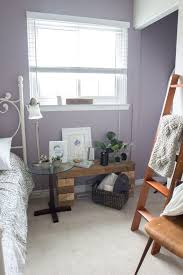How To Decorate A Guest Bedroom On A Budget - mauve lous guest bedroom ideas a simple spare room refresh