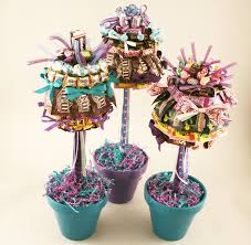 candy arrangements 46 best candy tree images on candy bouquet candy