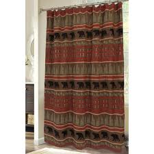 Country Shower Curtain Country Shower Curtain Serenelakeliving