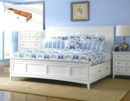 Walmart White Bed Frame White Bedroom Sets Size King Size Storage Drawer Bed In