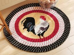 Rooster Runner Rug Cushioned Kitchen Rugs Rooster Runner Rug Kitchen Fatigue Mats