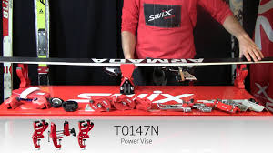 swix how to use the t0147n power vise youtube