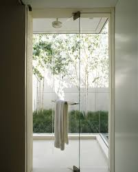 Bathroom Door Designs Modern Marin County Residence By Dirk Denison Architects Home