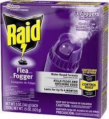 Bug Bombs For Bed Bugs Raid Flea Killer Plus Fogger Products Raid Brand Sc Johnson