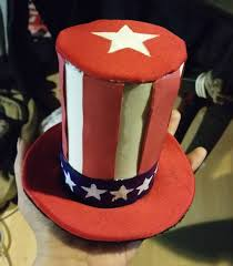 my first costume prop commission captain spaulding top hat