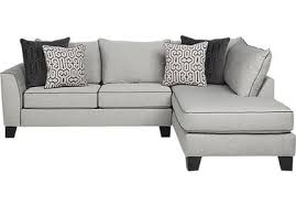 Gray Sectional Sofa Sectional Sofas U0026 Couches