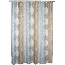 72 X 78 Fabric Shower Curtain Ufaitheart Abstract Leaves Pattern Modern Bathroom Curtain