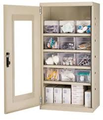 medical supply storage cabinets surgical face mask dispenser holds up to six boxes of face masks