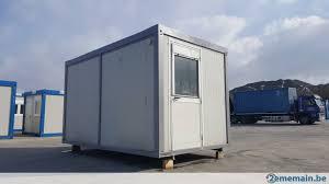 module bureau module bureau de chantier 400 x 245 42022 a vendre 2ememain be