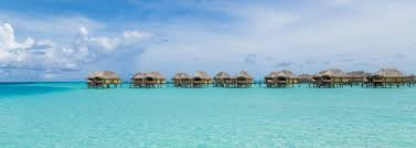 top 5 overwater bungalows flight centre travel blog