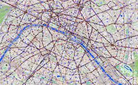 Maps Traffic City Maps Paris