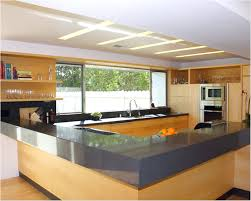 slim ceiling light fixtures for kitchen design ideas 96 in
