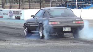 rx7 with chevy small block runs 10s youtube