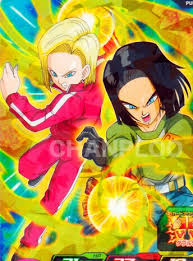android 17 and 18 android 17 and android 18 3 by kevineduardhg
