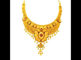 gold necklace collection images Kolkata gold necklace collection jpg