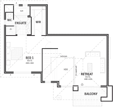 Upside Down Floor Plans by Grange 2 Storey Upside Down Home Design For Rear Views Novus Homes