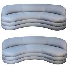 Mid Century Modern Sectional Sofa by Vladimir Kagan Cloud Sofa For Directional Mid Century Modern