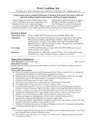 Sle Resume For Service Desk Cover Letter Help Desk Resume Exles Help Desk Supervisor Resume